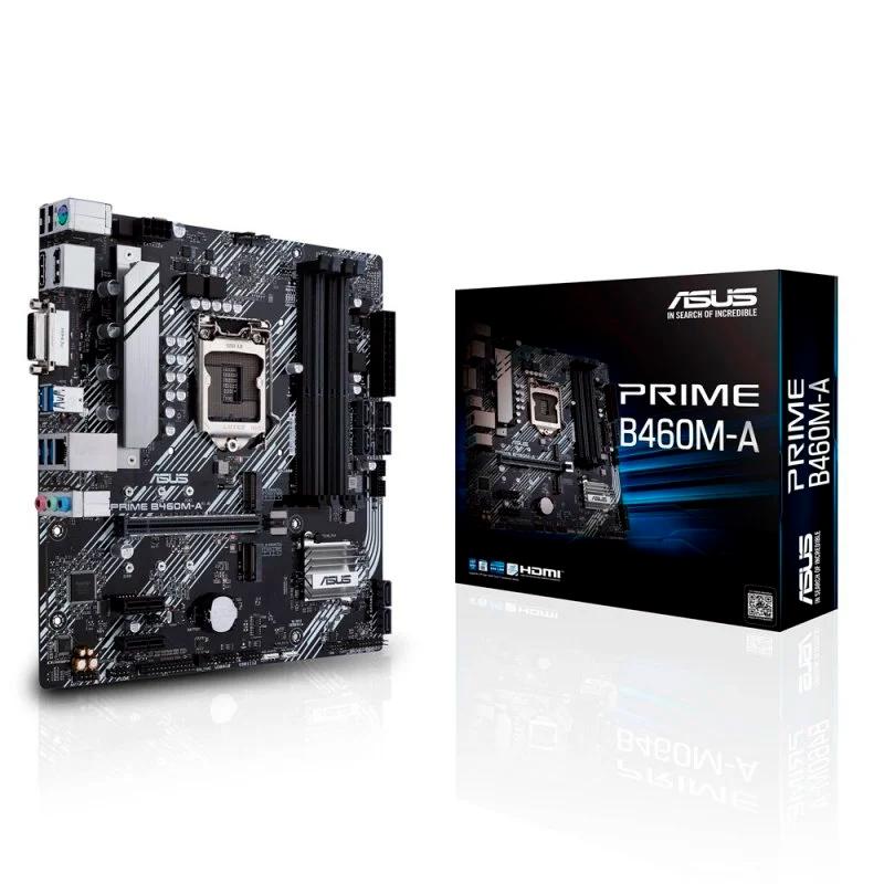 ASUS Placa Base PRIME B460M-A mATX LGA1200