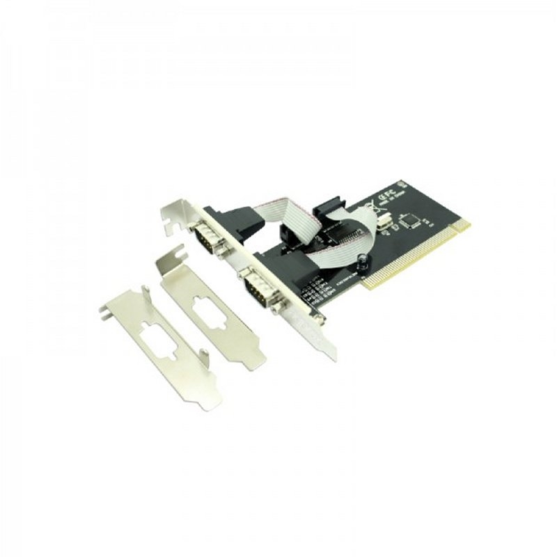 approx! APPPCI2S Tarj. Cont. 2 Serie PCI LP&HP