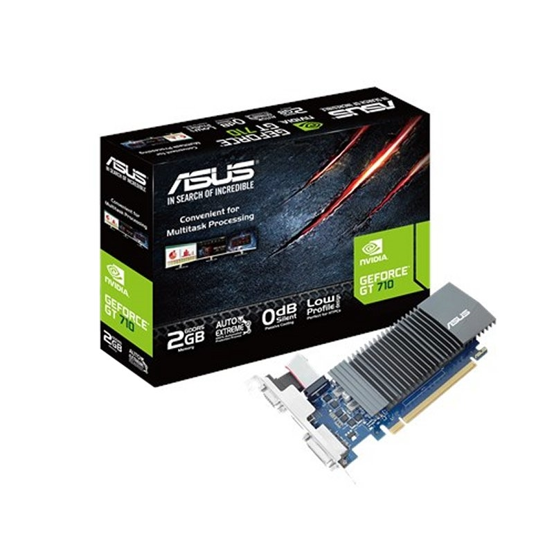 ASUS VGA NVIDIA GT 710-SL-2GD5 DDR5
