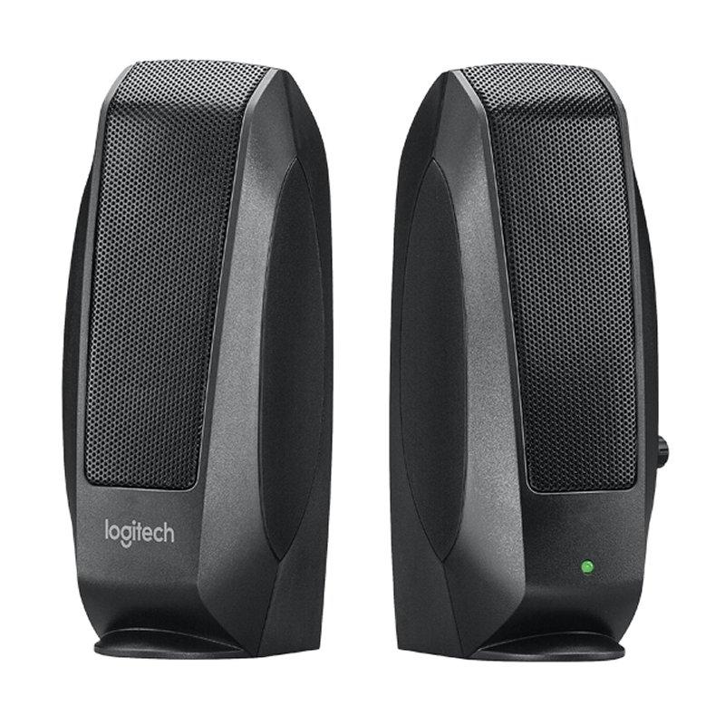 Logitech Altavoz 2.0 S120 Negro