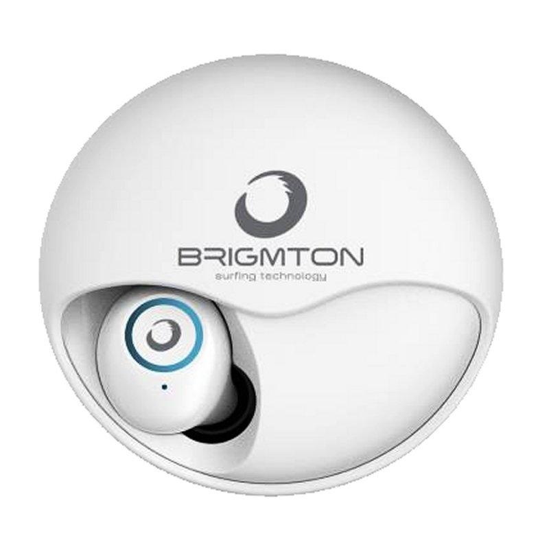 Brigmton Auricular+Mic BML-17-B Bluet+Base Carga B