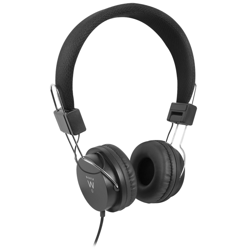 Ewent Auricular EW3573  Flexible Negro