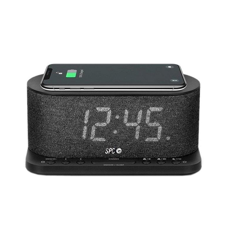 SPC Radio Despert-4582N Carga Inalámbrica Smartpho