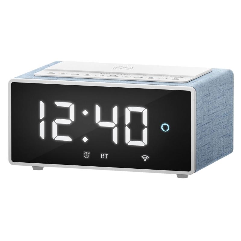 Energy Sistem Smart Speaker Wake Up Alexa Wifi 10W