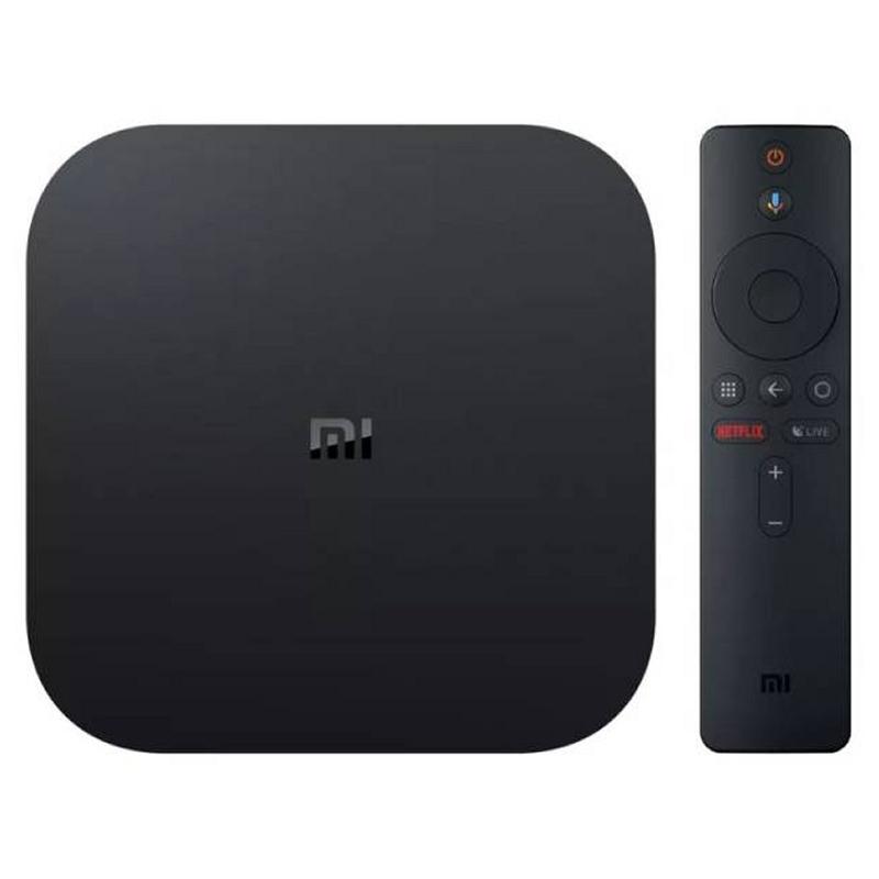 XIAOMI Mi TV Box S Negro