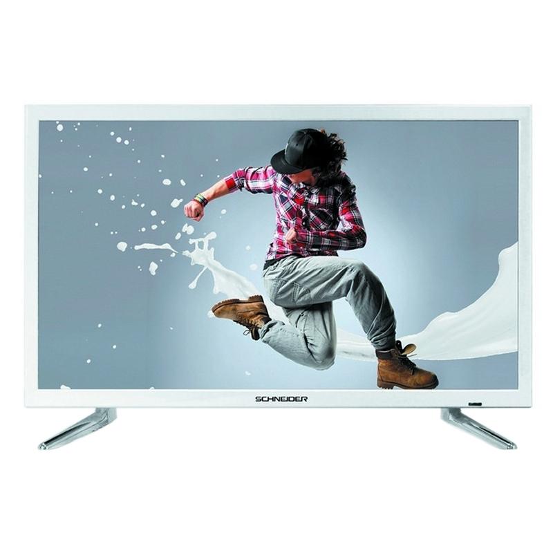 """Schneider RAINBOW TV 24"""" LED HD USB HDMI B"""