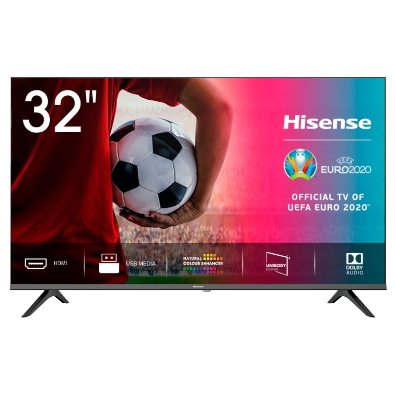 "Hisense 32A5100F TV 32"" LED HD USB HDMI TDT2 patas"