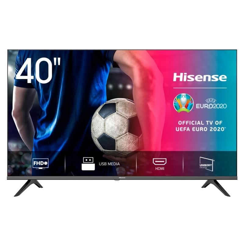 "Hisense 40A5100F TV 40"" LED FHD USB HDMI TDT2 pata"