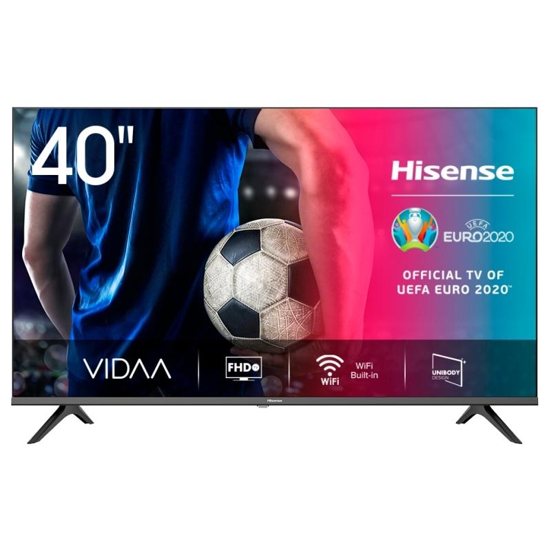 """Hisense 40A5600F TV 40"""" FHD STV USB HDMI patas"""