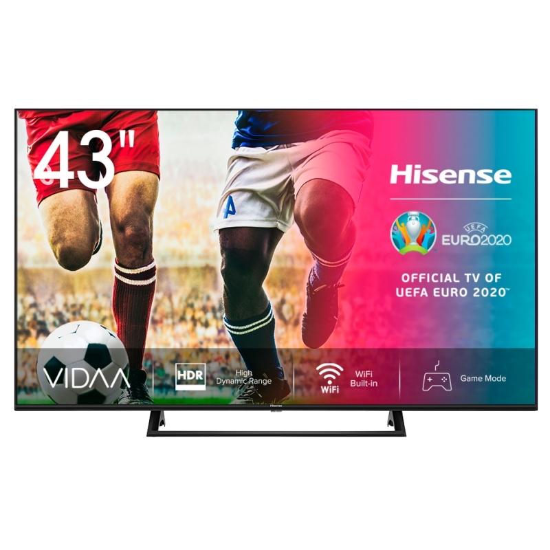 "Hisense 43A7300F TV 43"" 4k STV USB HDMI Bth peana"