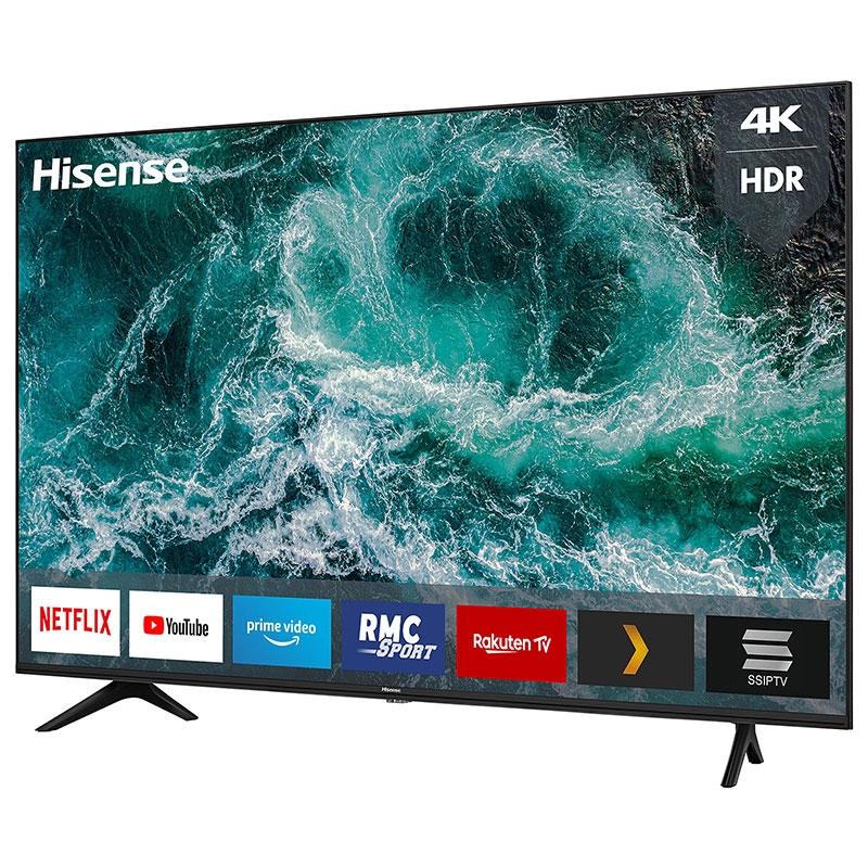 """Hisense 50A7100F TV 50"""" 4k STV USB HDMI Bth patas"""