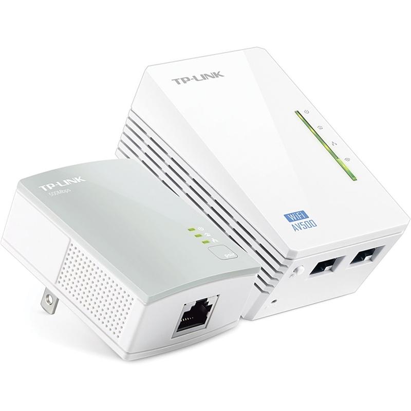 TP-LINK TL-WPA4220 KIT Powerline Extensor AV600