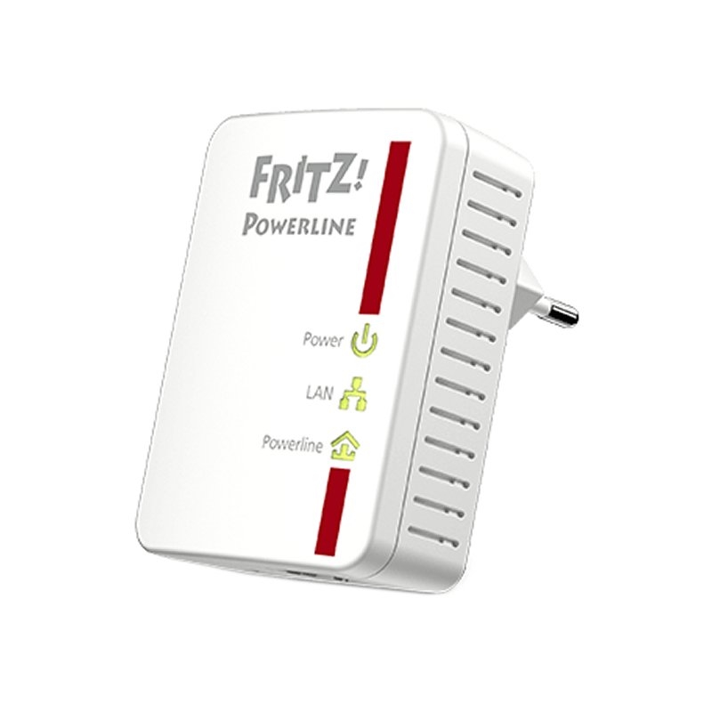 FRITZ! Powerline 510E Powerline Kit