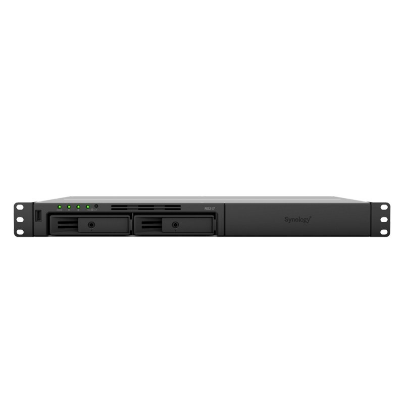 SYNOLOGY RS217 NAS 2Bay Rack Station
