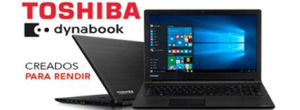 Toshiba Dynabook Portátiles